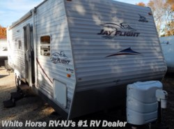 Used 2007  Jayco Jay Flight 28RBS - Rear Bath, Sofa/Dinette Slide-out by Jayco from White Horse RV Center in Williamstown, NJ