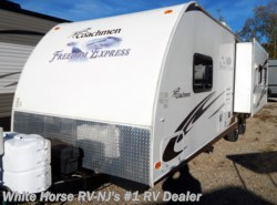 Used 2010  Coachmen Freedom Express 280RLS, Rear Lounge Sofa/Galley Slide by Coachmen from White Horse RV Center in Williamstown, NJ