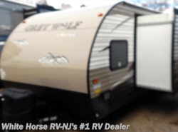 Used 2016  Forest River Cherokee Grey Wolf 27RR Toy Hauler 11' Garage U-Dinette Slideout by Forest River from White Horse RV Center in Williamstown, NJ