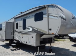 New 2018 Jayco Eagle HT 27.5RLTS Rear Lounge Triple Slideout available in Williamstown, New Jersey