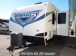 Used 2015 Keystone Impact 301 Double Slide w/10' Enclosed Cargo Area available in Williamstown, New Jersey