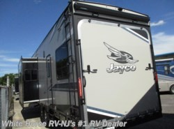 New 2018 Jayco Octane 30F Front King Galley Slideout w/15' Garage Area available in Williamstown, New Jersey