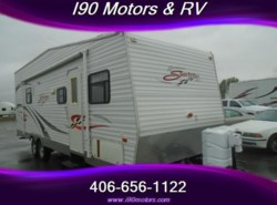Used 2008 K-Z Sportsmen Sportster 26P available in Billings, Montana