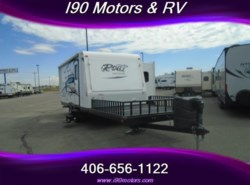 Used 2015 Forest River Rockwood Roo 21SSL available in Billings, Montana