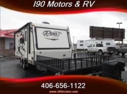 New 2017  Forest River Rockwood Roo 21SSL by Forest River from I-90 Motors & RV in Billings, MT