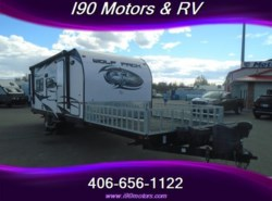Used 2014  Forest River Cherokee Wolf Pack 21WP by Forest River from I-90 Motors & RV in Billings, MT