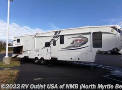 Used 2012 Heartland RV ElkRidge 36QBCK available in North Myrtle Beach, South Carolina