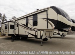 New 2017  Forest River Sierra 372LOK by Forest River from RV Outlet USA in Longs, SC