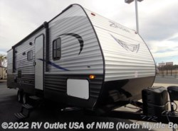New 2017  CrossRoads Zinger Z-1 272BH by CrossRoads from RV Outlet USA in North Myrtle Beach, SC