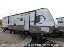 New 2017  CrossRoads Zinger Z-1 328SB by CrossRoads from RV Outlet USA in North Myrtle Beach, SC