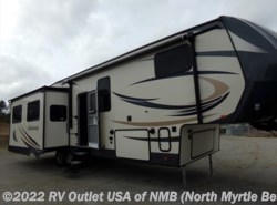 Used 2016 Forest River Salem Hemisphere Lite 327RE available in Longs, South Carolina