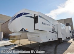 Used 2012  Heartland RV ElkRidge 34QSRL