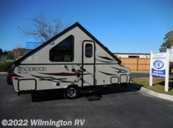 New 2017  Forest River Rockwood Hard Side A192 HW by Forest River from Wilmington RV in Wilmington, NC