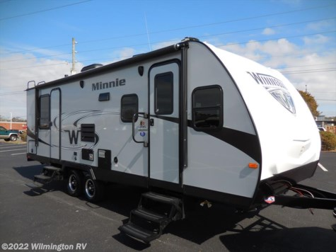 2019 Winnebago Minnie 2500FL/New Fiberglass Front Cap