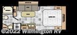New 2017  Winnebago Micro Minnie 2106 FBS by Winnebago from Wilmington RV in Wilmington, NC