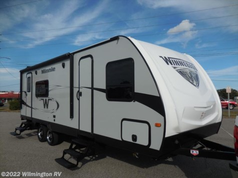2019 Winnebago Minnie 2401 RG/New Front Cap