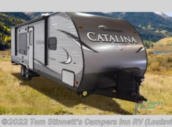 New 2018 Coachmen Catalina Trail Blazer 26TH available in Clarksville, Indiana