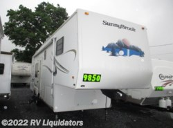 Used 2003 SunnyBrook  SUNNYBROOK 30RKFS available in Fredericksburg, Pennsylvania