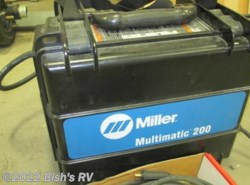 Used 2015  Miller  MILLER 200 MIG, TIGAND STICK by Miller from Bish's RV Supercenter in Idaho Falls, ID