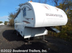 Used 2007  Forest River Surveyor  by Forest River from Boulevard Trailers, Inc. in Whitesboro, NY