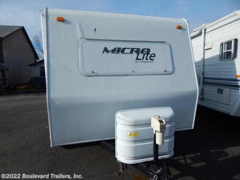 2009 Forest River Flagstaff Micro Lite 18FBR