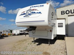 Used 2004  Keystone Cougar 278 EFS by Keystone from Bourbon RV Center in Bourbon, MO