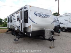 Used 2013  Keystone Springdale 275FL by Keystone from Bourbon RV Center in Bourbon, MO