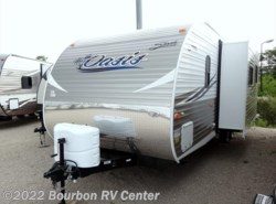 New 2017  Shasta Oasis 26DB by Shasta from Bourbon RV Center in Bourbon, MO