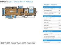 New 2017  Jayco Eagle 355MBQS by Jayco from Bourbon RV Center in Bourbon, MO