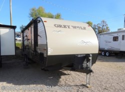 Used 2016  Forest River Grey Wolf 29BH