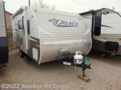 Used 2016  Shasta Oasis 18BH by Shasta from Bourbon RV Center in Bourbon, MO