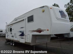 Used 2006  Holiday Rambler Savoy LX 28RLD by Holiday Rambler from Brown's RV Superstore in Mcbee, SC
