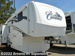 Used 2009  Forest River Cardinal 30TS by Forest River from Brown's RV Superstore in Mcbee, SC