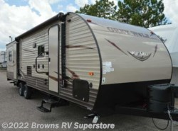 New 2017  Forest River Grey Wolf 27RR by Forest River from Brown's RV Superstore in Mcbee, SC
