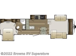 Used 2016  Miscellaneous  Cougar RV 337FLS  by Miscellaneous from Brown's RV Superstore in Mcbee, SC