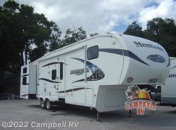 Used 2010  Keystone Mountaineer 345DBQ by Keystone from Campbell RV in Sarasota, FL
