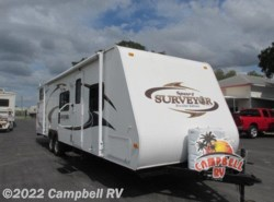 Used 2011  Forest River Surveyor Sport SP-295 by Forest River from Campbell RV in Sarasota, FL