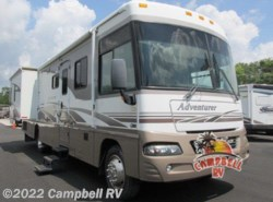 Used 2005  Winnebago Adventurer 35 U by Winnebago from Campbell RV in Sarasota, FL