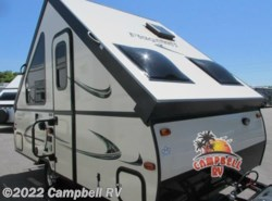 New 2017  Forest River Flagstaff Hard Side T12RB by Forest River from Campbell RV in Sarasota, FL
