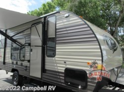 New 2017  Forest River Cherokee Wolf Pup 16FQ by Forest River from Campbell RV in Sarasota, FL
