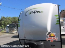New 2017  Forest River Flagstaff E-Pro 14FK by Forest River from Campbell RV in Sarasota, FL