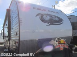 New 2017  Forest River Cherokee Wolf Pack 25PACK12 by Forest River from Campbell RV in Sarasota, FL