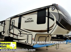 New 2016  Keystone Montana 3160RL by Keystone from Camper Clinic, Inc. in Rockport, TX