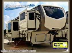New 2016  Keystone Montana 3711FL by Keystone from Camper Clinic, Inc. in Rockport, TX