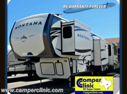 New 2017  Keystone Montana 3661RL by Keystone from Camper Clinic, Inc. in Rockport, TX