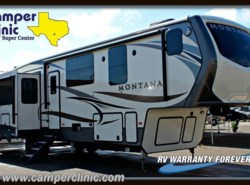New 2017  Keystone Montana 3811RL by Keystone from Camper Clinic, Inc. in Rockport, TX