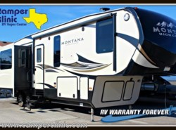 New 2017  Keystone Montana High Country 345RL by Keystone from Camper Clinic, Inc. in Rockport, TX
