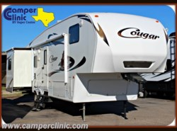 Used 2011  Keystone Cougar 318SAB by Keystone from Camper Clinic, Inc. in Rockport, TX