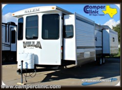 Used 2015  Forest River Salem Villa Estate 393RLT by Forest River from Camper Clinic, Inc. in Rockport, TX