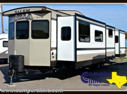 Used 2015  Forest River Salem Grand Villa VILLA 395FKLTD by Forest River from Camper Clinic, Inc. in Rockport, TX